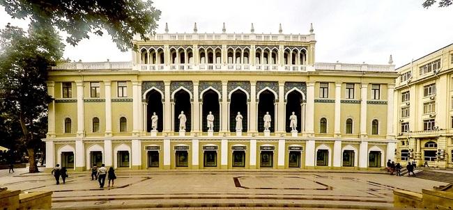 موزه ادبیات نظامی گنجوی محلی برای آشنایی با شاعر مشهور و پر آوازه