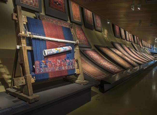 موزه فرش آذربایجان محل رقص نقش و نگارهای فراموش نشدنی