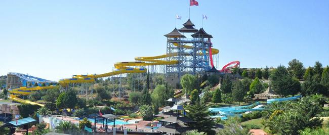 آدالند پارک آبی کوش آداسی ADALAND AQUA PARK بهترین مکان برای آببازی بهیادماندنی