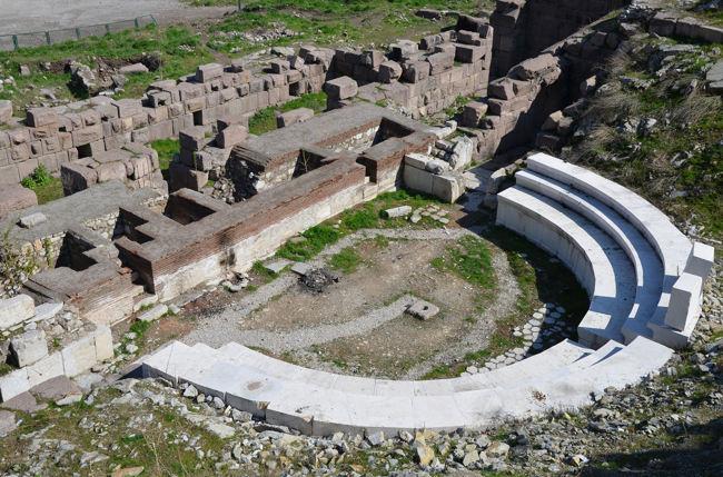 همه چیز درباره تئاتر رومی آنکارا Roman Theater در تور آنکارا