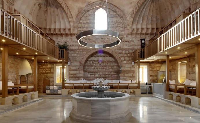 حمام های ترکی استانبول مکانی عالی و مناسب برای تجربه ی استحمامی مناسب