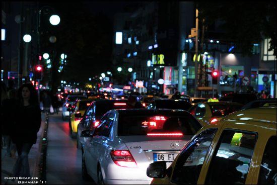 خیابان تونالی هیلمی آنکارا مکانی بسیار جذاب و سرشار از انرژی در تور آنکارا
