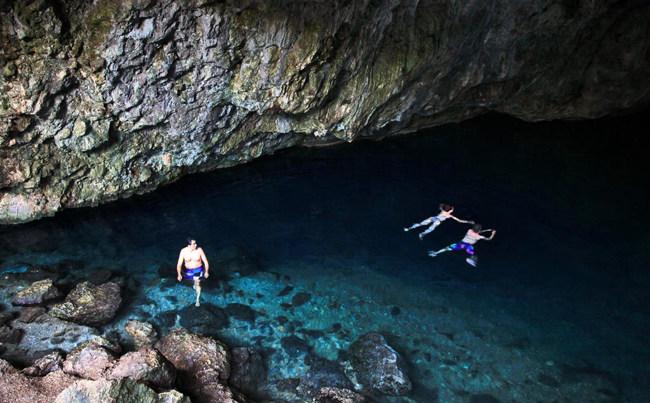 غار زئوس Zeus cave کوش آداسیمکانی خارق العاده و متحیر کننده