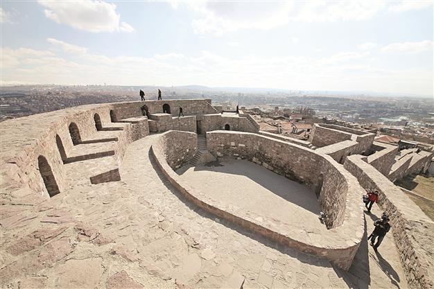 همه چیز درباره بازدید قلعه آنکارا Ankara Castle در تور آنکارا