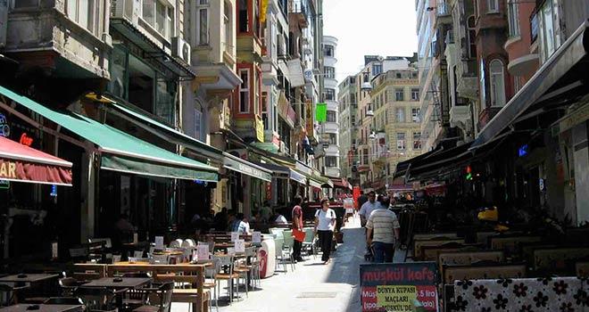 محلهی بی اغلو کهخاطرهانگیزترینقسمت سفر شما به تور استانبول