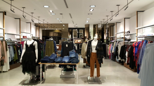 مرکز خرید اتریوس Astoria استانبول یکی از متفاوت ترین مراکز تجاری استانبول