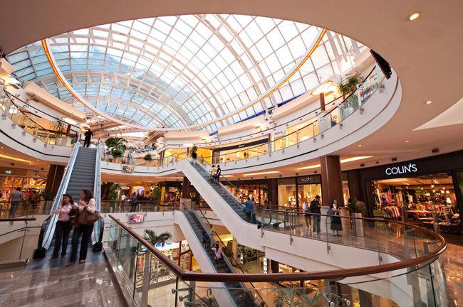 مرکز خرید ایستینه پارک IstinyePark shopping center استانبولمجموعه ای بزرگ و با کیفیت در استانبول