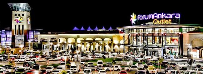 همه چیز راجع به مرکز خرید فروم در آنکارا