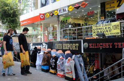 مرکز خرید مرتر در استانبول merter shopping center istanbulمرکز خرید مرتر قلب صنعت نساجی و صادرات لباس استانبول