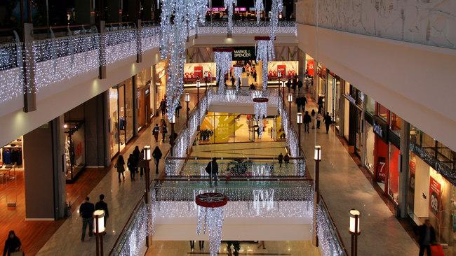 مرکز خرید پانورا مکانی عالی برای خرید