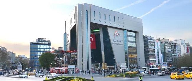 همه چیز راجع به مرکز خرید کیزیلای در آنکارا، ترکیه