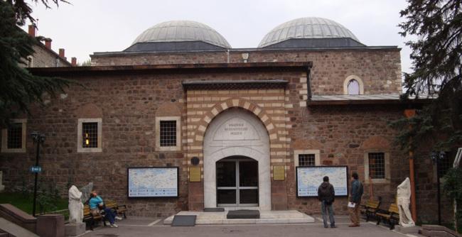 موزه تمدن آناتولی، میانبری برای شناختن تاریخ ده هزار ساله آنکارا در تور آنکارا