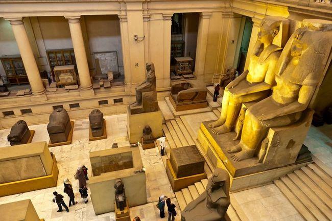 موزه شرق باستان و موزه باستان شناسی ترکیه