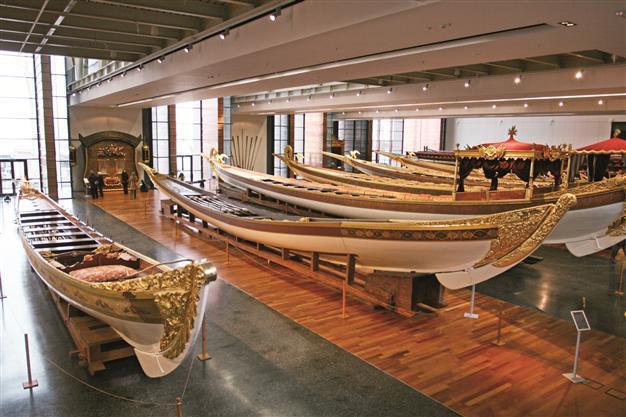 آشنایی با تاریخ نیروی دریایی ترکیه درموزه نیروی دریایی استانبول