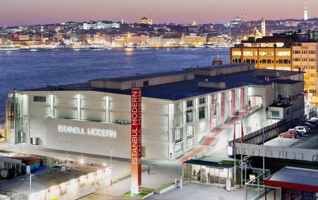 موزه هنرهای مدرناستانبول آمیخته ای از فرهنگ و هنر معاصر و زیبای ترک ها