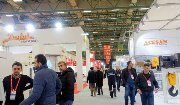 نمایشگاه اتوماسیون صنعتی اوراسیا
