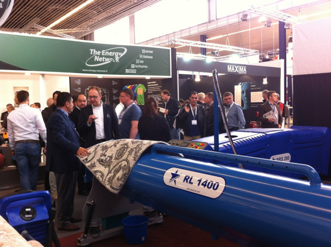نمایشگاه بینالمللی پاکسازی حرفهای ISSA استانبولپلی بسوی صنعت پاکسازی مدرن