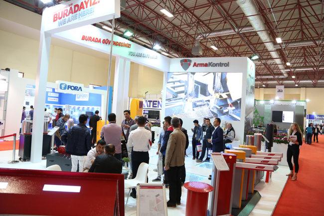 نمایشگاه بین المللی امنیت و RFID استانبول رو نمایی از فناوری و پیشرو در زمینه امنیت