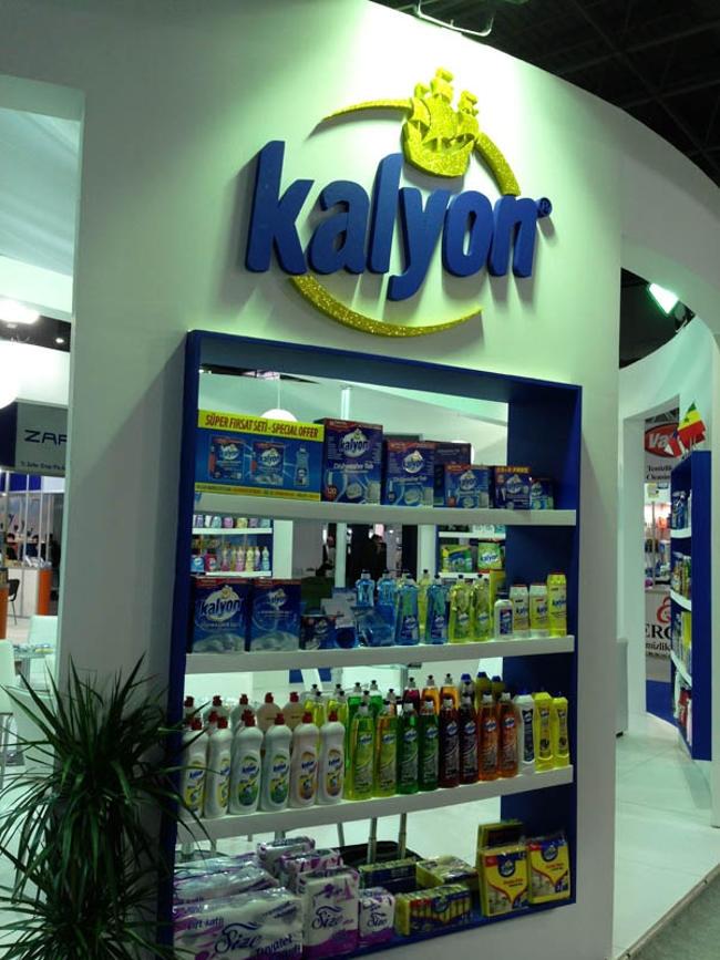 ارتباط با کسب و کار های مختلف درنمایشگاه بین المللی برچسب خاص کالاهای مصرفی استانبول