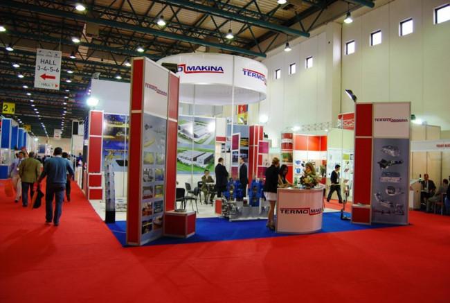 فعالیت در راستای جهانی در نمایشگاه بین المللی ماشین آلات و محصولات فناوری غیر آهنی ANNOFER استانبول
