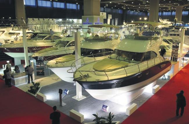 نمایشگاه بین المللی قایق تجهیزات و لوازم جانبی اوراسیا فضای ایمن برای سرمایه گذاری