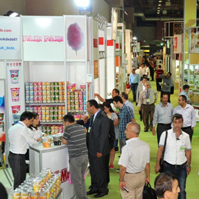 یکی کردن خرید, تفریح و سرمایه گذاری به یک باره درنمایشگاه بین المللی مواد غذایی WorldFood fair استانبول