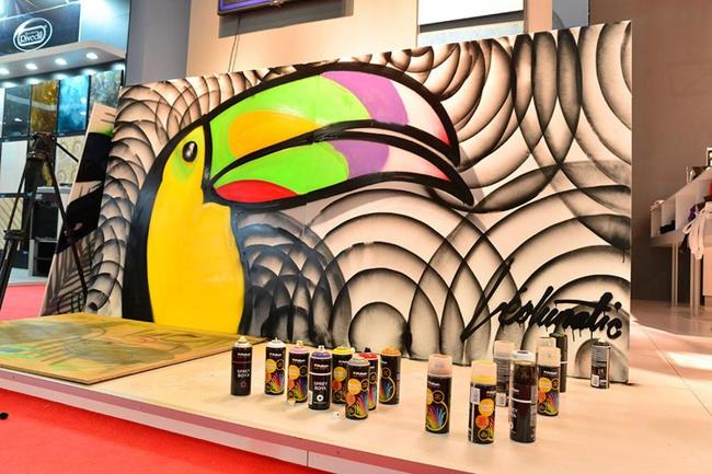 نمایشگاه رنگ پوشش استانبول