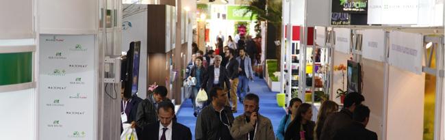 نمایشگاه صنعت گل و گیاه و محوطهسازی و باغ استانبول مکانی ایده آل برای رونق بخشیدن به کسب و کار