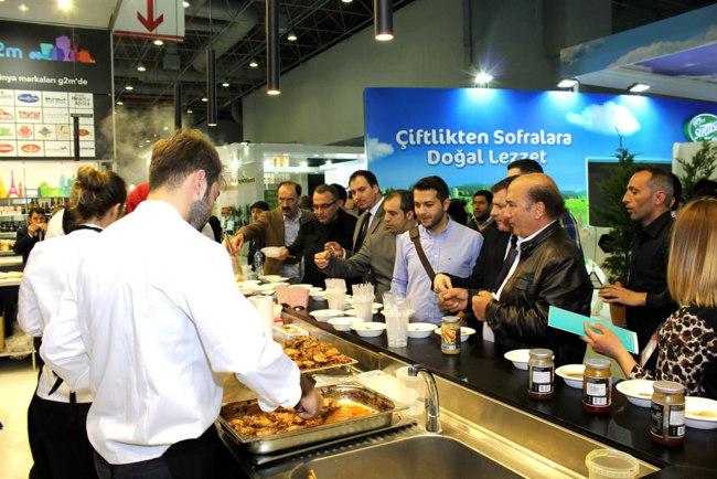 نمایشگاه فناوری و ایمنی مواد غذایی استانبول مکانی عالی و مناسب برای آشنایی با فناوری مواد غذایی