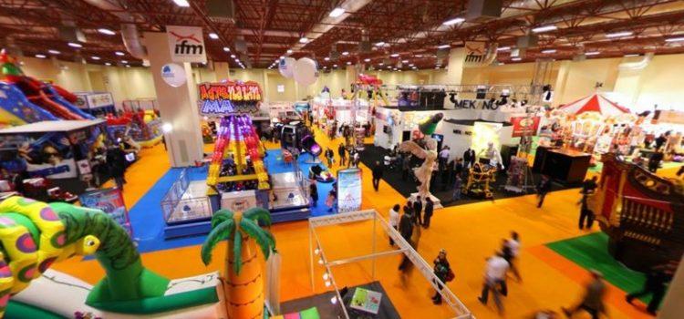 نمایشگاه پارک های تفریحی و استانبول
