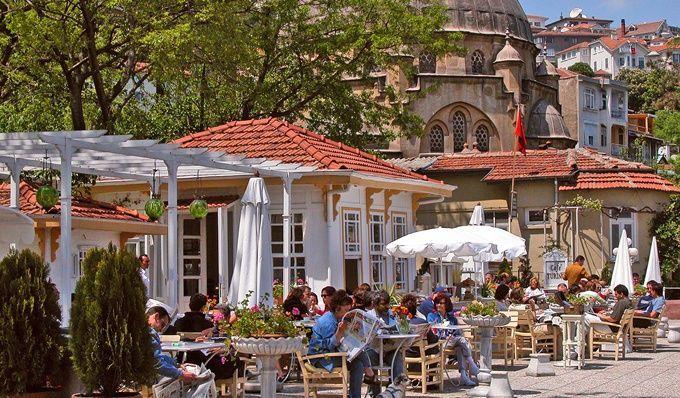 تفریحی لذت بخش درپارک ببک استانبولBebek Park