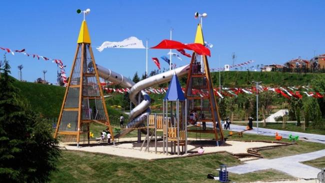 پارک بوتانیک استانبول مکانی مناسب برای سرگرم شدن در فضای باز و هوایی مناسب
