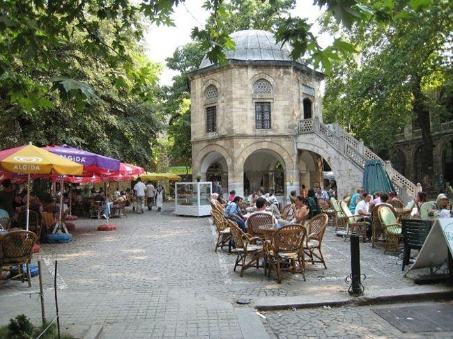 پارک گلخانه Gülhane Park استانبول