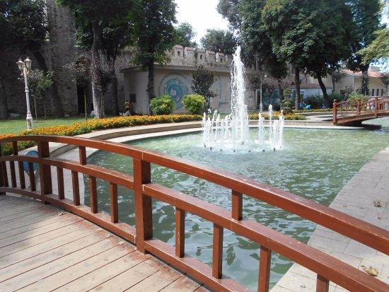 تور استانبول | پارک گلخانهGülhane Parkاستانبول | آژانس مسافرتی نورگشت