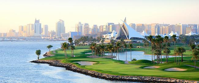 باشگاه گلف دبیبزرگترین باشگاه گلف در خاورمیانه و جایگاه برگزاری رقابتهای بین المللی گلف