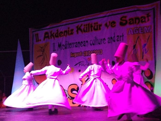 جشنواره بینالمللی موسیقی و رقص محلی یک جشنوارهٔ جذاب و خاص