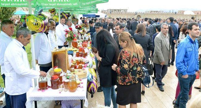 جشنواره عسل یک جشنواره خاص در منطقهی آنتالیا
