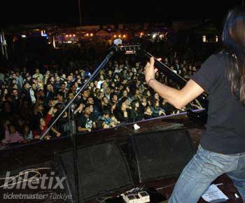 جشنواره موسیقی آنکی راک آنکارا بهشت طرفداران موسیقی راک