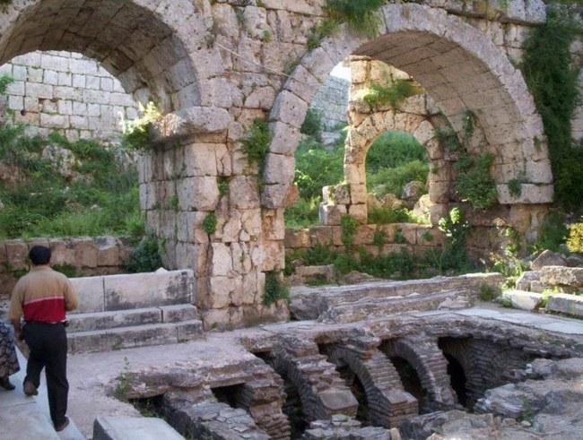 حمام رومیها آنتالیا یک بنای تاریخی جذاب و منحصربهفرد در آنتالیا