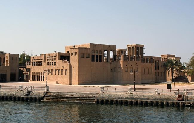 خانهٔ شیخ سعید آل مکتوم (Sheikh Saeed Al Maktoum House)