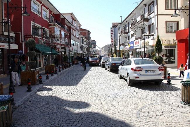 خیابان آیتن Ayten آنکارا،از قدیمیترین خیابانهای آنکارا