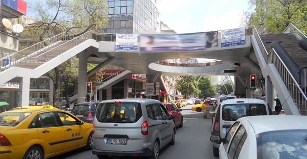 خیابان میتهات پاشا Mithatpaşa آنکارا یکی از دیدنیهای شهر آنکارا
