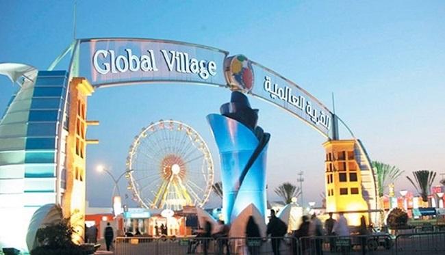 دهکده جهانی دبی Global Village Dubai-گلوبال ویلیج - مکانی باور نکردنی از ملتهای مختلف در تور دبی