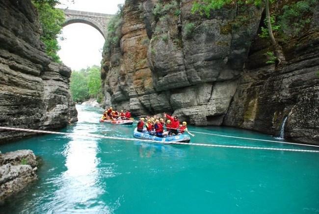 رافتینگ استانبول Rafting in istanbul بهترین خاطره شما از سفر به تور استانبول