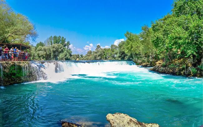رودخانه ماناوگات زیباترین جاذبه گردشگری آنتالیا