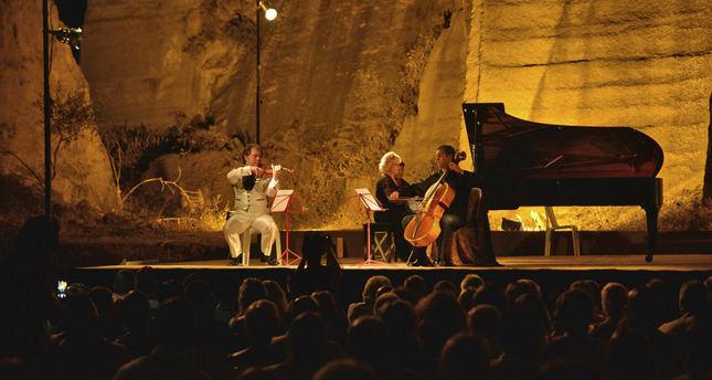 برگزاری فستیوال بینالمللی پیانو در منطقهی گردشگری آنتالیا