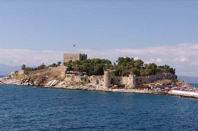 قلعه کوش آداسیمکانی تاریخی و دیدنی