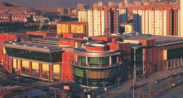 مرکز خرید آرکادیوم آنکارا مکانی عالی برای تفریح و خرید در آنکارا