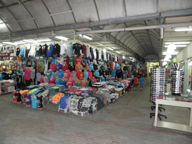 بازدید از مرکز خرید زیبای ارن در منطقهی سیده آنتالیا