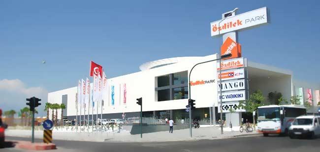 مرکز خرید اوزدیلک مکانی عالی برای خرید در تور آنتالیا
